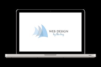 Laptop with WDBTB logo