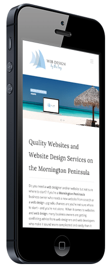 website design mornington